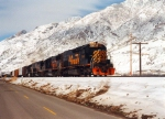 Rio Grande 5385 Springville,Utah March 1,1997